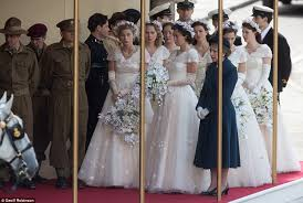the queen u0027s 1947 wedding to prince philip comes to netflix in the