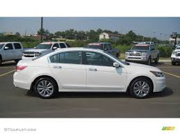 2012 honda accord ex l v6 white orchid pearl 2012 honda accord ex l v6 sedan exterior photo