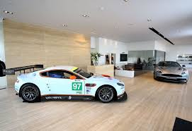 aston martin showroom bond belfast live