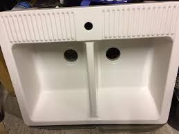 domsjo double bowl sink ikea domsjo double bowl butler sink in croydon london gumtree