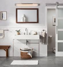modern wood frame mirror rejuvenation