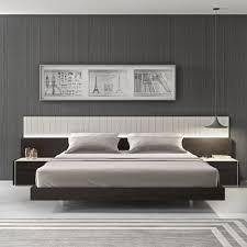 Discount Platform Beds Bedroom Gftrinity Black White Luxury Platform New York Lacquered