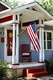 american flag home decor american flag house the house at road in was built as a stone