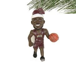 lebron clevland cavaliers hanging ornament