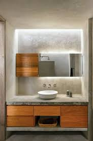 bathroom attractive lighted magnifying mirror for modern bathroom