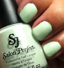 salon perfect professional nail lacquer review