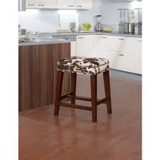 linon home decor products inc walt walnut gray bar stool page 2 kitchen furniture and dining furniture online omni furniture
