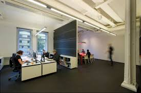 office interior in a former bicycle factory rotstein arkitekter