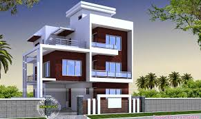 Glamorous Houses Designs by S I Consultants