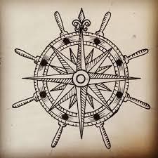 anchor u0026 helm tattoo on arm tattoos arms u0026 legs pinterest