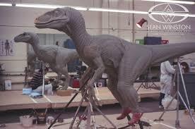 velociraptor costume the of a jurassic park velociraptor suit cnet