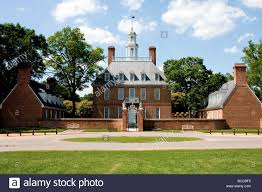 the governor s palace in colonial williamsburg virginia a brick