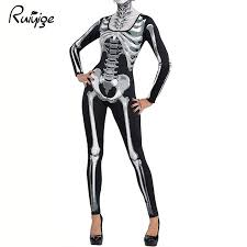 skeleton bodysuit clothing shoes u0026 accessories ebay
