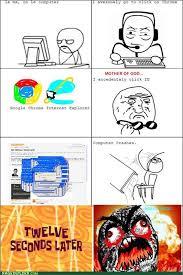 Memes De Internet - internet explorer se va a la basura y llovieron los memes
