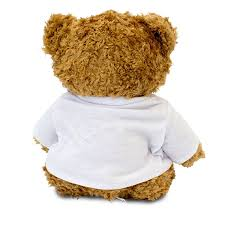 amazon com new please forgive me cute and cuddly teddy bear