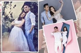 wedding dress di bali ken chu 朱孝天 han wenwen s 韓雯雯 pre wedding photos at