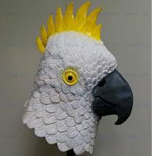 Parakeet Halloween Costume Buy Wholesale Parrot Mask China Parrot Mask