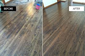 Refinished Hardwood Floors Before And After Beware Of Cheap Wood Flooring Contractors Royal Wood Floors Grey