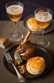souris dans la cuisine recette de souris d agneau braisée au cidre et confite aux épices