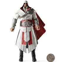 Ezio Halloween Costume Assassin U0027s Creed Brotherhood Ezio Action Figure Geekextreme