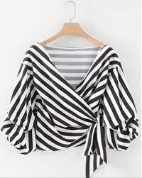 black and white striped blouse black and white striped blouse karisma by kristen