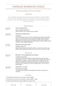Host Resume Sample by Server Assistant Resume Samples Visualcv Resume Samples Database