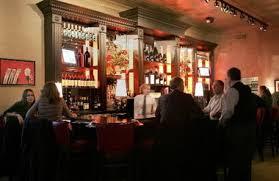 delmonico u0027s steakhouse a happy hour with a big city feel