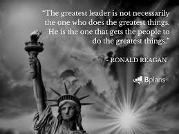 quotes about leadership lincoln the art of leadership 11 quotes on leading well bplans