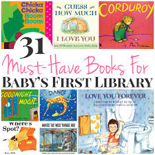 baby books 31 must books for baby s library i heart arts n crafts