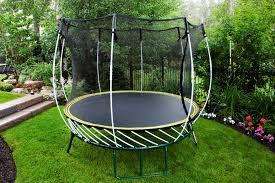 backyard trampolines crafts home