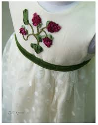ribbon embroidery flower garden blooming garden u2014 petit gosset