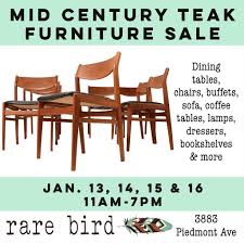 teak tables for sale mid century teak furniture sale rare bird
