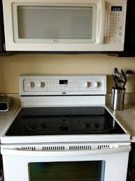 white kitchen cabinets with bisque appliances kitchen exitallergy