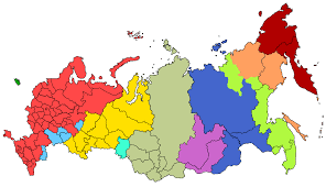Time Zone Map Of United States by Time In Russia Wikipedia