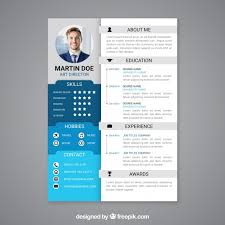 modern curriculum vitae template cv vectors photos and psd files free download