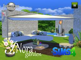 Sims 4 Furniture Sets Garden Sims 4