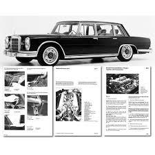 mercedes car manual mercedes w100 600 workshop service manual m100 factory on