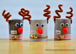 Kids Reindeer Crafts - write snap scrap toilet roll reindeer christmas crafts for kids