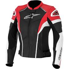 bike outerwear alpinestars womens stella gp plus r leather jacket bikes