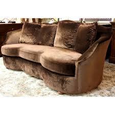 Overstuffed Sectional Sofa Sofas Wonderful Ital Art Design Curved Camelback Sofa Camel Back