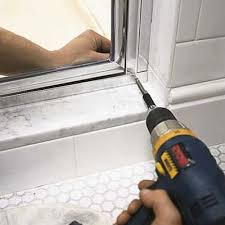 How To Fix Shower Door How To Tell When It S Time For A Shower Door Glass Replacement In