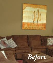 a better paint color behind a dark brown sofa try elephant gray