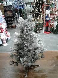 snow tip mini tree snow tip tree baby pine cones plastic
