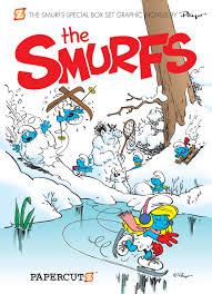 smurfs specials boxed smurfette smurfs
