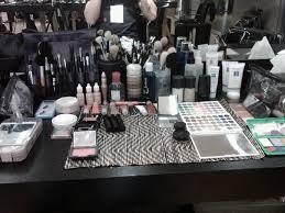 professional makeup station modelmayhem set up makeup work station post pictures
