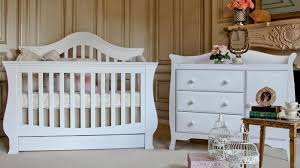 Off White Baby Crib by Table Da Baby Relax Emma 2 In 1 Crib And Changing Table Combo