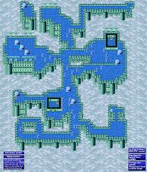 Final Fantasy 2 World Map by Final Fantasy Lifespring Grotto Map Flying Fortress For Psp By
