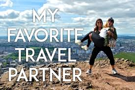 Travel tuesday my favorite travel partner sara sees