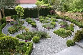 garden gravel garden designs
