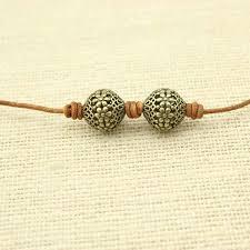 nickel free jewelry 20 pcs antique bronze 14mm jewelry necklace